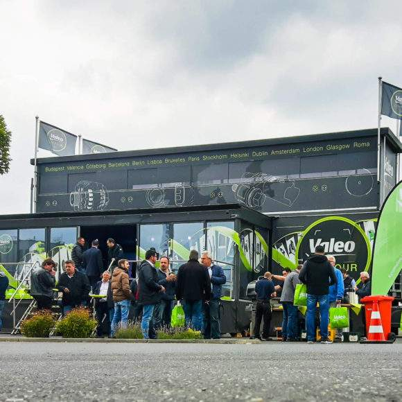 Valeo On Tour - roadshow